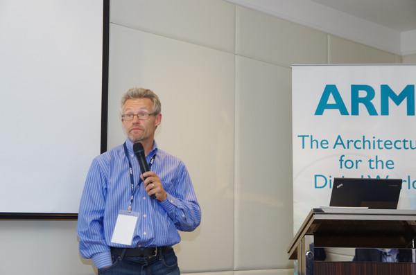 ARM :八核沒有真假,但唯有解放軟體層才能發揮八核價值
