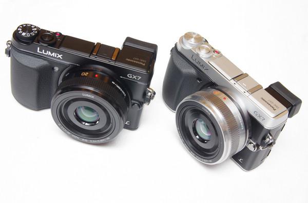 Panasonic GX7 現場動手玩:精巧且可靠的時尚高性能機身