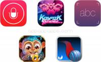 [20 5] iPhone iPad 限時免費及減價 Apps 精選推介