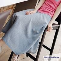 『0701新品 無印質感~鬆緊綁帶腰頭棉麻料寬版褲.2色』