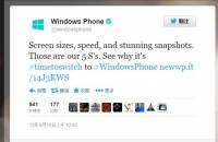 當蘋果發表時,其他手機相關廠商做了什麼呢?來看看微軟 Nokia HTC 三星以及Sony的做法吧