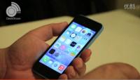 明天可以不用熬夜了 iPhone 5C 實機操作畫面露出