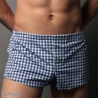 【KUBAS平口褲】前雙私密口袋日版男內褲
