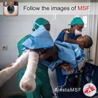 看看無國界醫生的 Instagram 帳戶