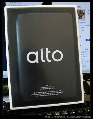 文青用???簡約美形實在 alto Libro mini for iPad mini