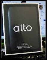 文青用 簡約美形實在 alto Libro mini for iPad mini