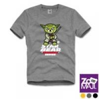 【ZooMAJI】SERIES綠熊兒童T恤 共三色