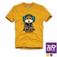 【ZooMAJI】DJ猴先生兒童T恤 共三色