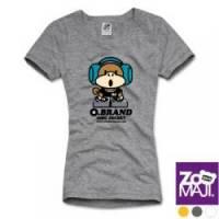 【ZooMAJI】DJ猴先生T恤 共三色