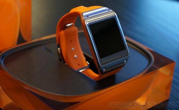 Samsung智能手錶Galaxy Gear: 開創新一代必備裝置?
