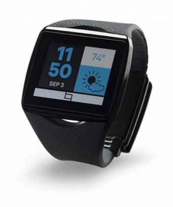 高通宣布自有品牌智慧錶 Toq Smartwatch ,主打 Mirasol 顯示