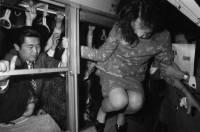 60 70年代日本火車擁擠的交通狀況