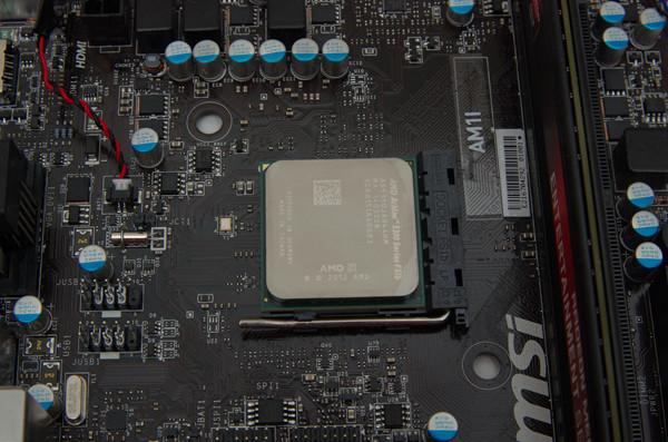 低功耗平台的新選擇,桌上型 Kabini Athlon 5350 APU 動手玩