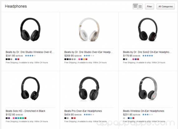 Apple 也覺得太貴: Beats 耳機耳筒全面減價