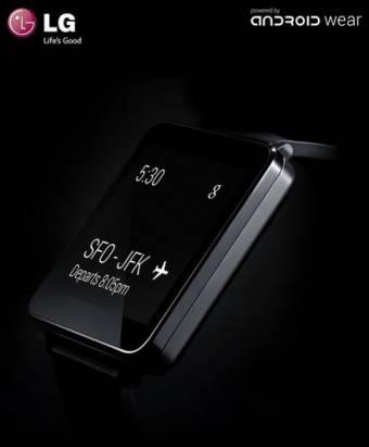 傳 LG 將於 IFA 發表 G Watch 2