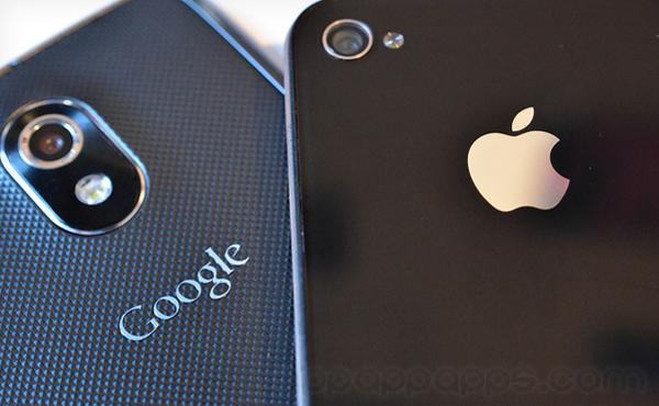 Apple / Google 戰爭終於結束: 破天荒和解, 更公佈新合作計劃