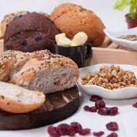 【紙蒸籠-歐式麵包】★歐式綜合組10顆★ _H1025_