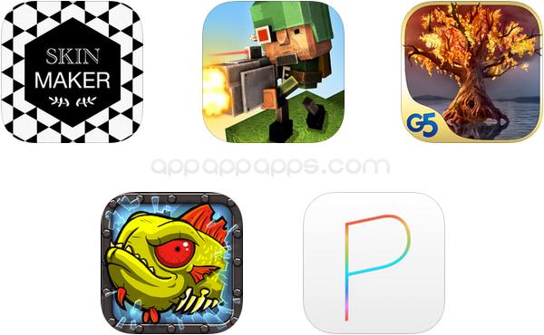 [19/5] iPhone / iPad 限時免費及減價 Apps 精選推介
