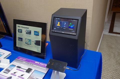 看好手持設備影音輸出與延伸應用, MHL 3.0 終端預計明年投入市場