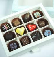 12 入繽紛巧克力