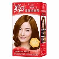 美吾髮 美吾髮彩色護髮染髮霜-銅金黃色