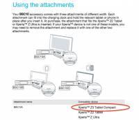 是否為 Xperia Z Ultra 的後繼? Sony 新款揚聲器資料揭露可支援 Z3 Table