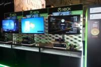 德國Gamescom電玩展上,微軟Xbox One被爆使用PC電腦偽裝