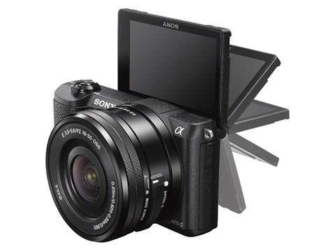 對焦系統與感光元件看齊 A6000 , Sony 發表 A5100 可換鏡頭相機