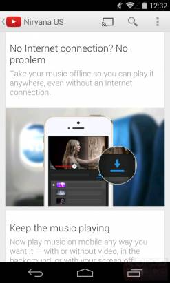 以後要怎樣在 YouTube 聽歌? 收費音樂服務曝光 [圖庫]