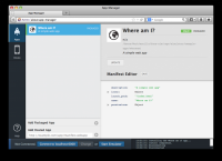 Firefox Marketplace:manifest 檔案常見問題