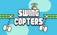 """[新App推介]Flappy Bird 瘋狂續集: """"Swing Copters"""" 正式推出 [影片]"""