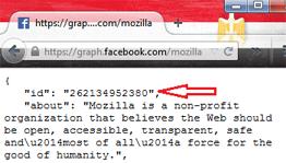將自己的 Facebook 頁面轉為 Firefox OS 行動 App