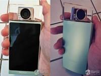 仿自香水瓶造型, Sony 主打自拍機種 DSC-KW1 外觀曝光