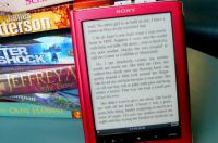 索尼退出電子書閱讀器市場
