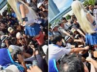 日本 C86 同人展「圍拍盛況」……相機將會被禁嗎?