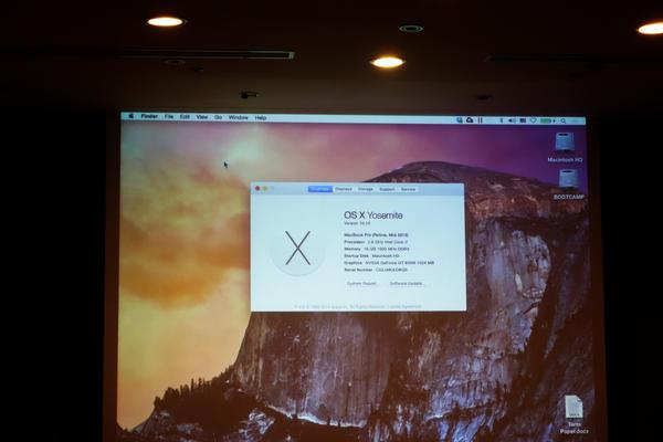 融合 OS 與 Windows:Parallels Desktop 10 for Mac 新品發表會