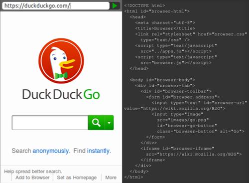 為 Firefox OS 打造 Firefox 瀏覽器 (上)