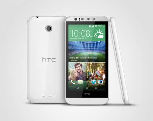 這部就是 HTC 新公佈的最低價 LTE 手機
