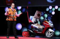 還有比救護車更快的救援?原來是救護摩拖車!
