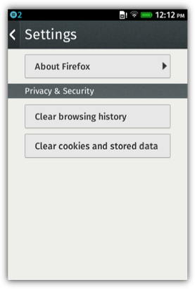 為 Firefox OS 打造 Firefox 瀏覽器 (中)