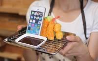 有沒有這麼餓?假食物手機立架