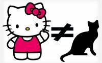 驚訝 原來 Hello Kitty 不是貓 而且另有真名
