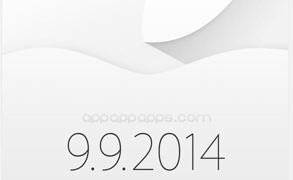終於來了! Apple 正式發出 iPhone 6 發佈會邀請