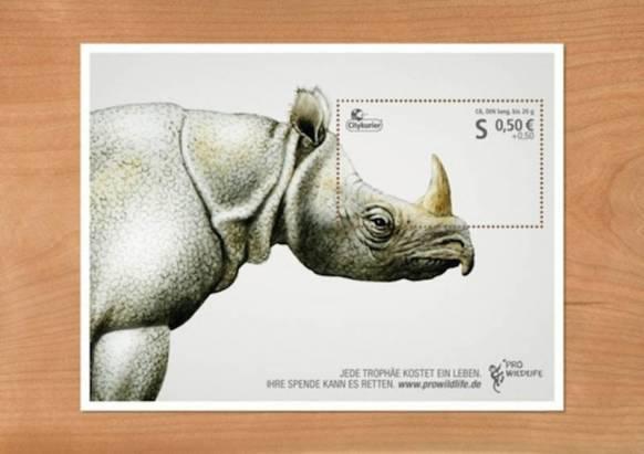 牠們的價值不該用價格來衡量!以郵票為保育類動物發聲