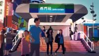 熟悉的日常片段,Bito x IdN 台灣街頭圖像化小短片