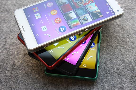 Sony Xperia Z3 Compact 新聞照、 SmartWatch 3 與 Smartband Talk 資訊曝光