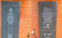 巨屏 iPhone 持航力超強: 電池實物流出
