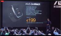 IFA 2014 : Asus 正式發表 ZenWatch , 199 歐元並且基於 Android Wear 系統