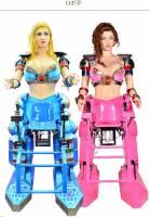 2014日本吉祥物決選出現機器子