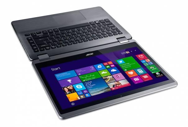 IFA 2014:宏碁推出多用途筆記型電腦 Aspire R 13